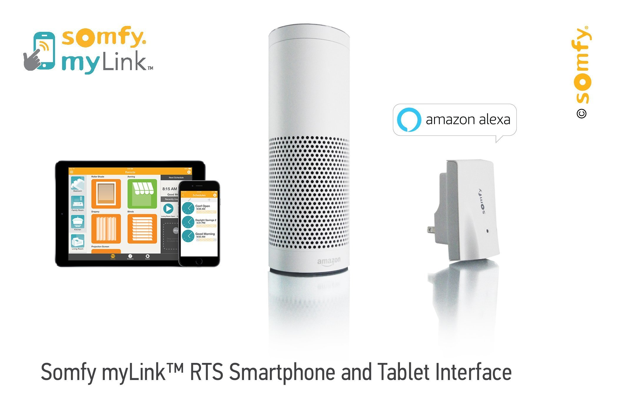 Somfy Apps Automation Amp Integration Smartphone Controlled